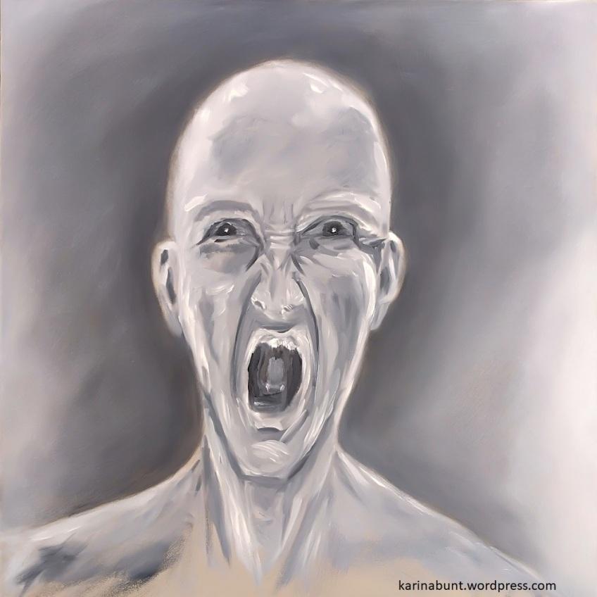 Emotion Zorn