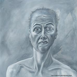 malerische Darstellung der Emotion Fassungslosigkeit