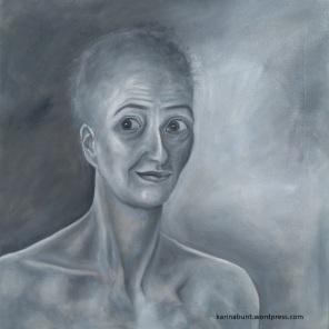 malerische Darstellung der Emotion Zweifel