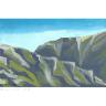 Felsige Hügel